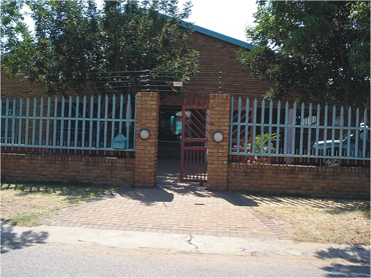 A view of Shangri-la, a QASA Self Help Centre in Gauteng